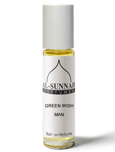 green-irish-man